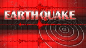5 earthquakes rattle Tennessee-North Carolina border, USGS says