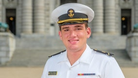 Naval Academy midshipman who died during physical readiness test is identified