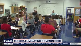 DeSantis sets timeline for Florida to eliminate Common Core