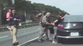 FHP releases video of Amber Alert suspects being arrested