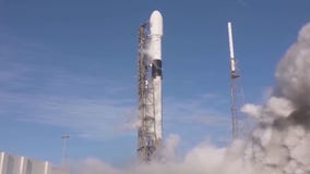 SpaceX to launch Falcon 9 rocket after weekend of delays