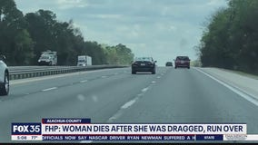 Troopers say woman died after she was dragged and run over