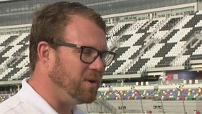 FOX 35 speaks with the Daytona International Speedway President