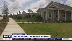 Florida town is first city in nation powered completely by solar energy