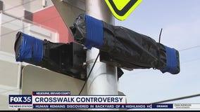 Crosswalk controversy at Florida Tech