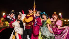 Disney Villains After Hours event starts Friday night