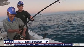 The best of FOX 35's Super Bowl road trip to Miami