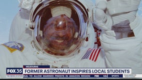 Black History Month: Former astronaut inspires local students