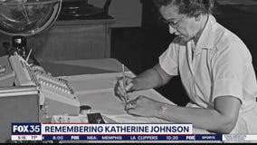 NASA says pioneering black mathematician Katherine Johnson has died