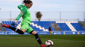 Orlando Pride signs Canadian goalkeeper Erin McLeod
