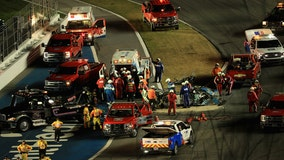 NASCAR says Ryan Newman in serious condition with non-life-threatening injuries