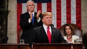 State of the Union: Trump touts 'Great American Comeback' in address