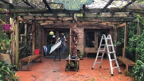 Volunteers help rehab troubled DeLand animal shelter