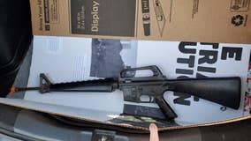 High school teacher brings prop gun to campus