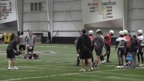 UCF opens spring practice