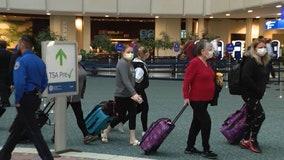 Proposed bill would have TSA perform temperature checks before flights