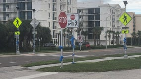 Brevard County crosswalk controversy affects Florida Tech University