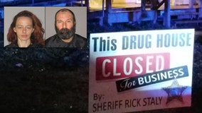 2 arrested after Sheriff's Office shuts down Florida drug house, children found inside, deputies say