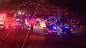 Driver ticketed for careless driving in crash near Disney that took 4 lives, FHP says