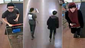 Illinois suspects enter Walmart with 'Caution I have the Coronavirus' sign, spray Lysol on produce