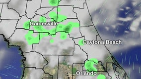 Will it rain again during today's postponed Daytona 500 race?
