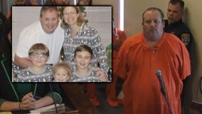 Defense team of man accused of killing family wants initial confession thrown out of trial