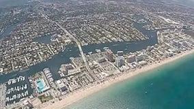 Florida fines Fort Lauderdale $1.8 million for sewage spills