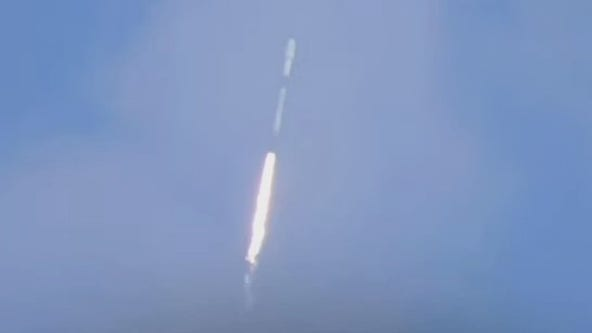 SpaceX successfully launches Falcon 9 rocket but booster misses drone ship upon landing