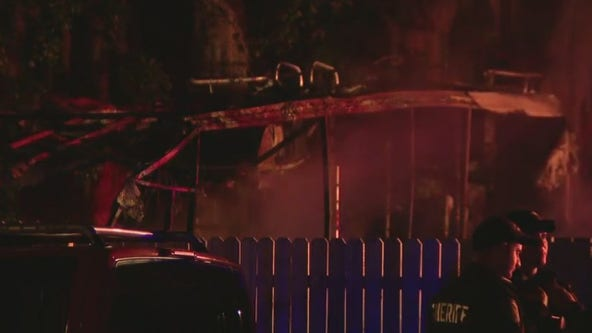 Investigation ongoing into fatal RV fire in Orange County