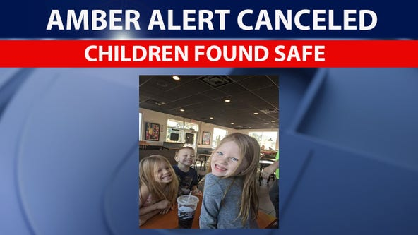 3 missing Georgia children found safe in Indiana