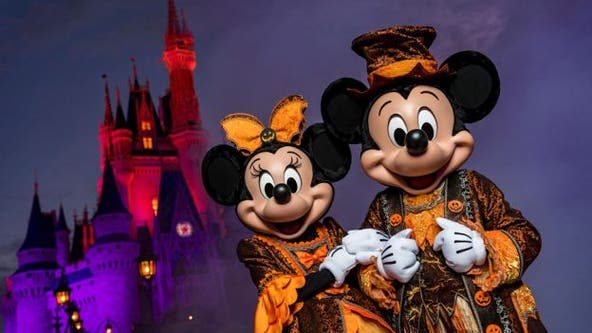Tickets now on sale for Mickey's Not-So-Scary Halloween Party, begins August 13th