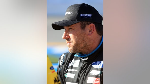More than just a NASCAR driver, Ryan Newman also helps animals through nonprofit organization