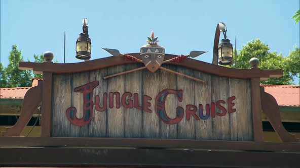 Disney's Jungle Cruise attraction takes on water with guests on board, officials confirm