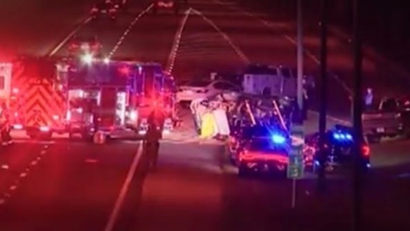 Funeral services set for family members killed in multi-vehicle crash near Disney