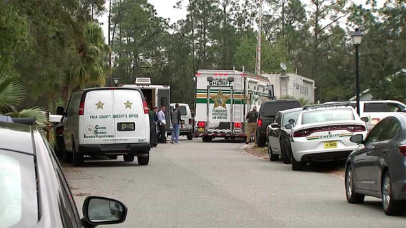 Murder suspect fatally shot by Polk County SWAT deputy following standoff, officials say