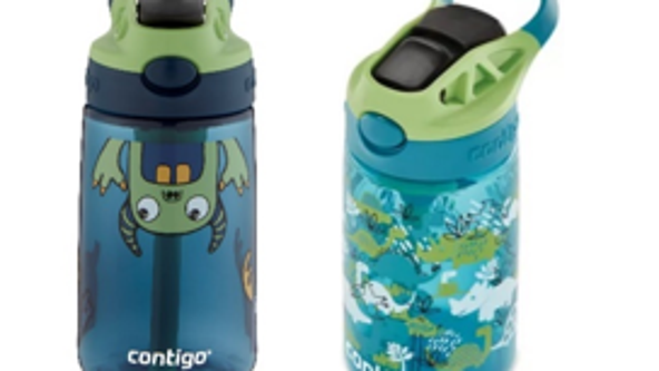Contigo water bottles sold at Walmart, Target again recalled over choking hazard