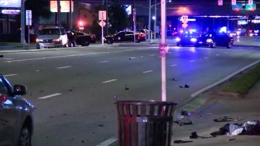 Florida Highway Patrol investigates reckless motorcyclists