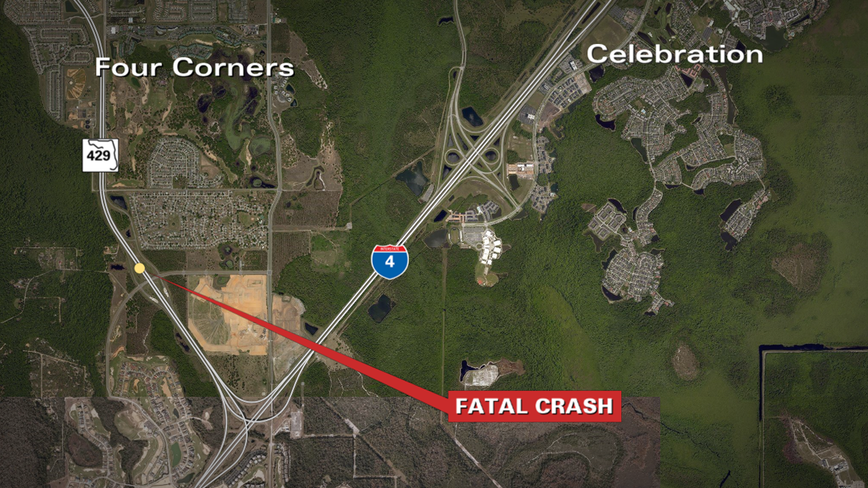 FHP: At least 4 dead in multi-car crash along SR 429 near I-4
