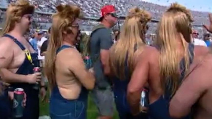 Daytona 500 fun came to early end for fans due to rain