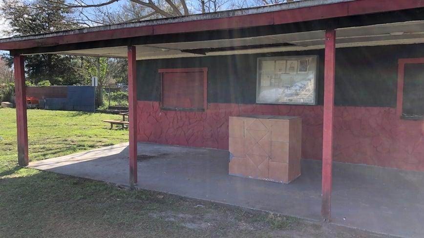 Fire damages little league concession stand