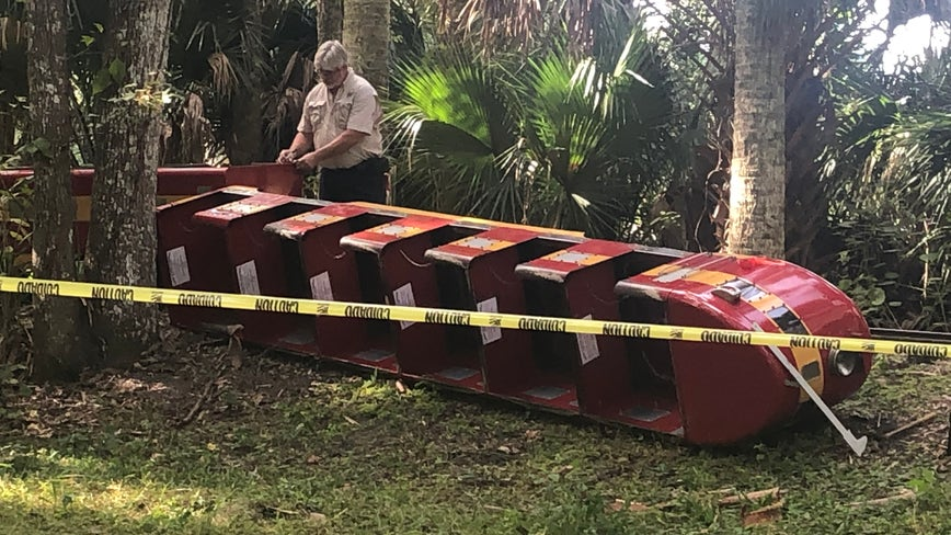 FOX 35 EXCLUSIVE: State holds Central Florida Zoo responsible for train derailment
