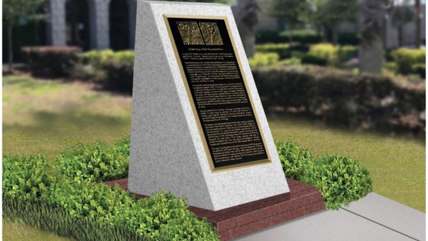 Groveland Four memorial unveiled on Friday