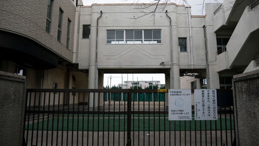 Japan to close schools nationwide to control spread of new virus