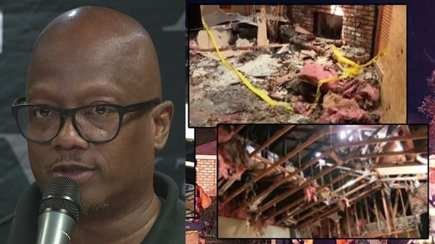 Orlando radio DJ Johnny Magic says he is 'okay' after losing home in devastating fire