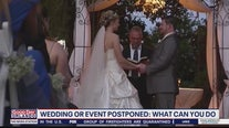 Wedding or event postponed: What can you do?