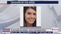 Teacher of the Week: Jaclyn DiMatteo