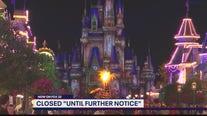 Disney announces extension of park closures