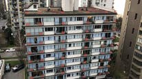 Every night, Vancouver residents applaud health care workers from balconies
