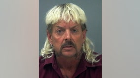 'Tiger King' star Joe Exotic seeks pardon from Trump: report