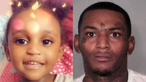 Charges: Man murdered 2-year-old daughter in Austin, Minnesota, left her body in roadside ditch